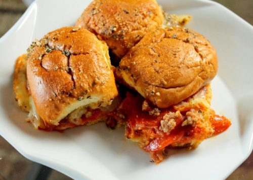 These quick-and-easy sliders are the perfect addition to your family's favorite dinners.