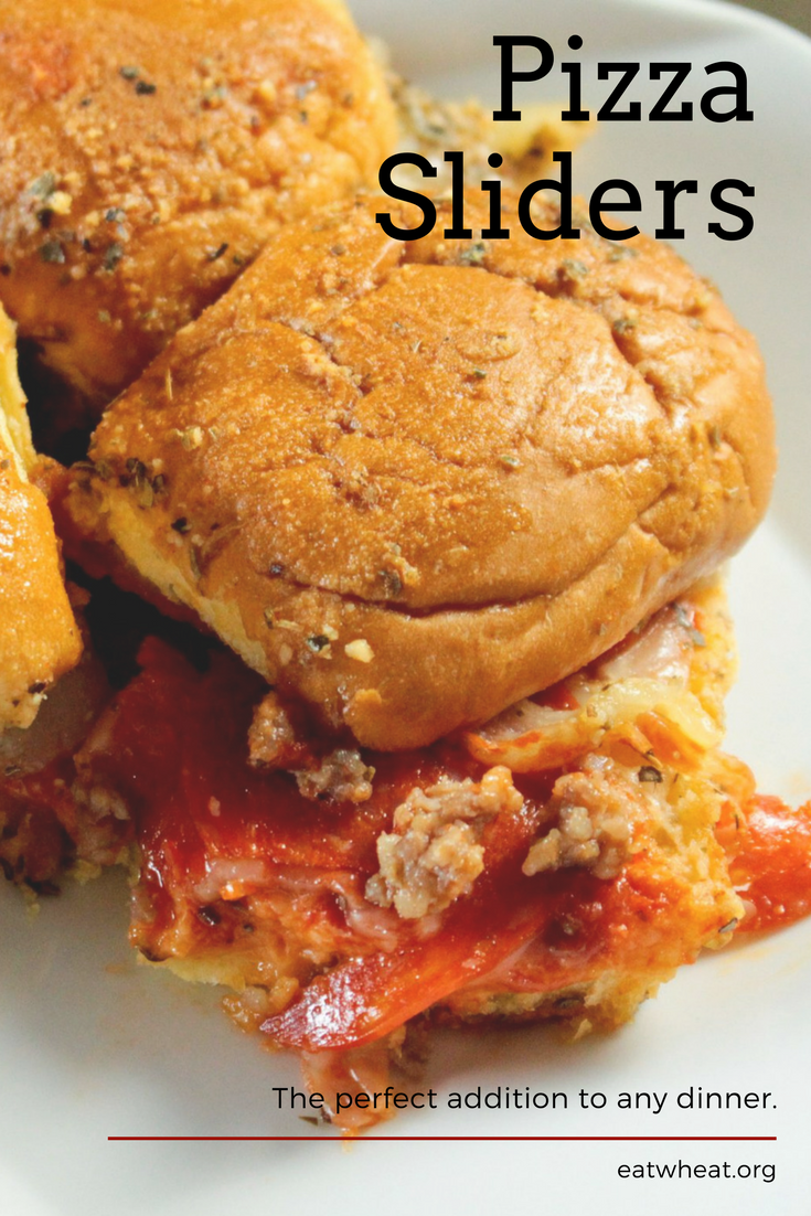 Pizza Sliders are real and you need them right now. They are quick and easy and make a great meal that the entire family will enjoy!