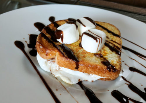 S'mores French Toast is an easy but scrumptious recipe perfect for any morning.