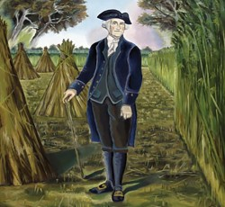 george washington's wheat.