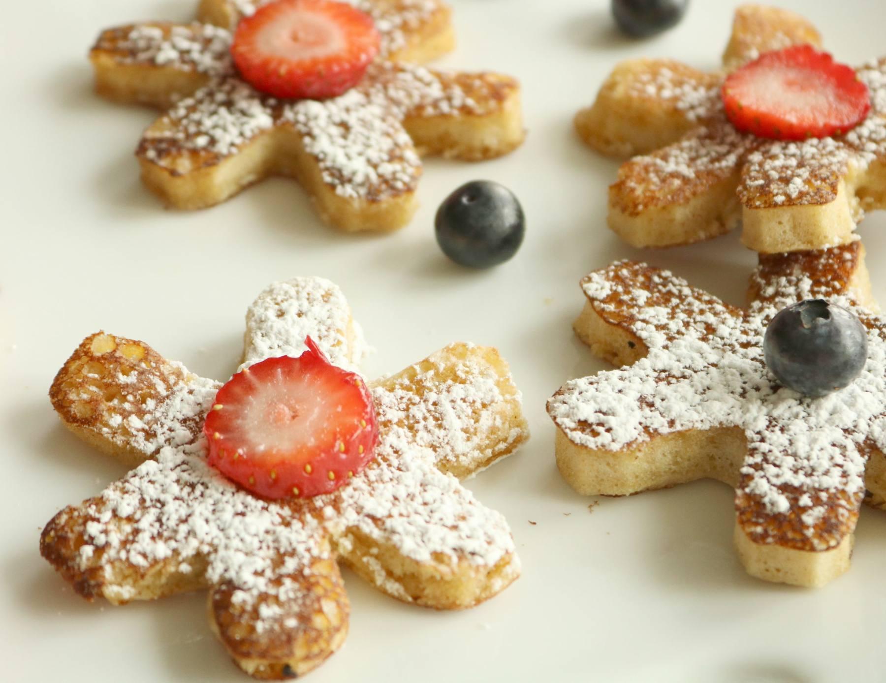 Test Kitchen Whole Wheat Pancakes