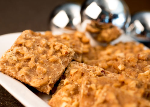 Peanut Brittle Grahams.