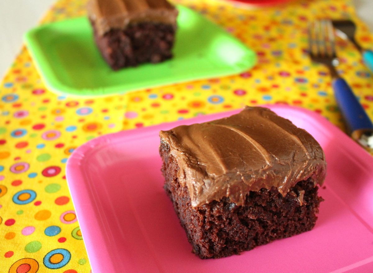 Photo: Wacky One-Pan Chocolate Cake.