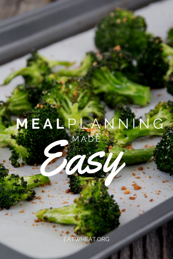 Meal planning is easy with these tips and tricks from Jill Ladd, registered dietitian!