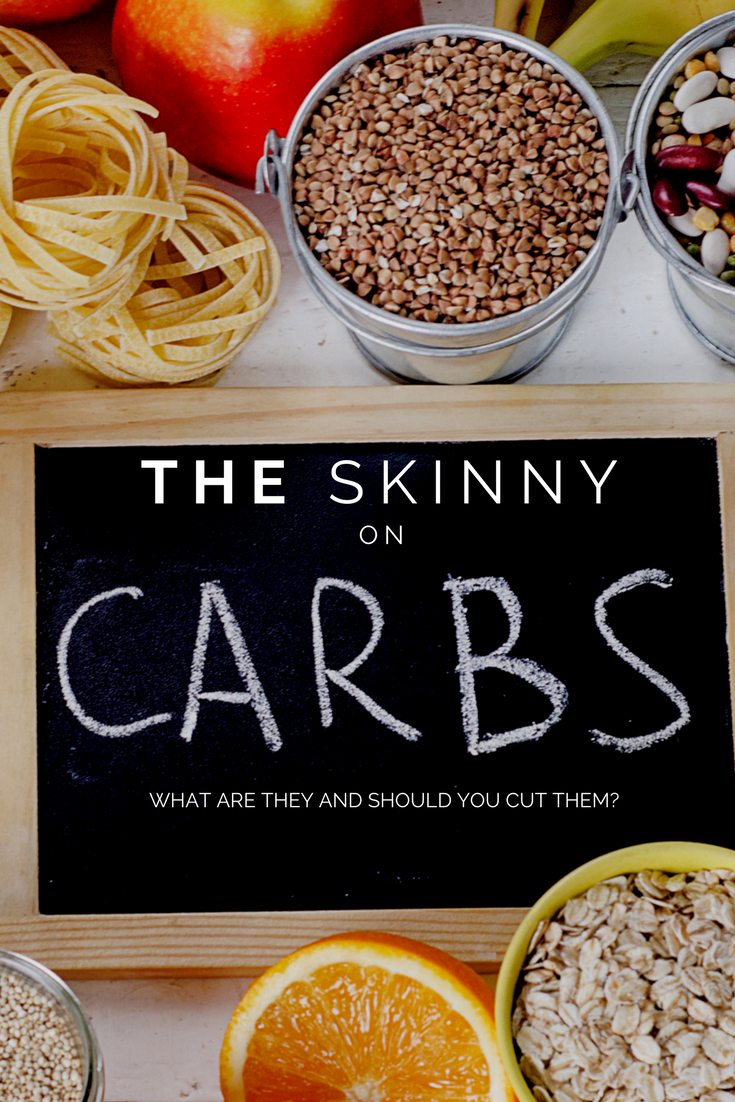 What are carbs and are they bad for you? We've got the skinny on carbs from a registered dietitian!