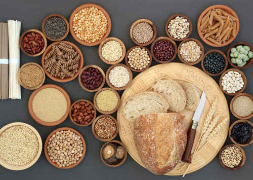 Whole grains comes in all shapes in sizes!