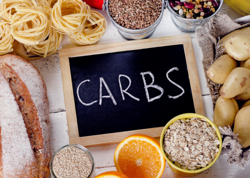 Image: Carbohydrates complex carbs.