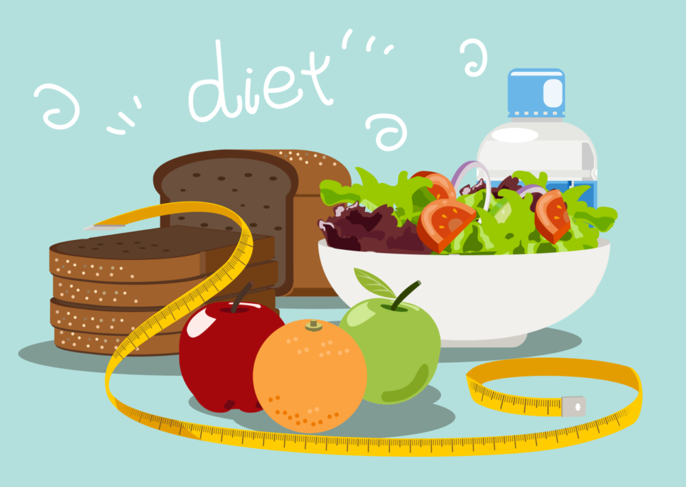 """New Year, New You? As a Registered Dietitian I hate the word DIET! Yes, you heard that right: I don't believe in diets. You're probably asking yourself: How can a professional that literally has """"diet"""" in the title DIETitian not support dieting?"""