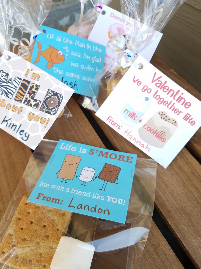 Photo: Non-candy Valentines Ideas.