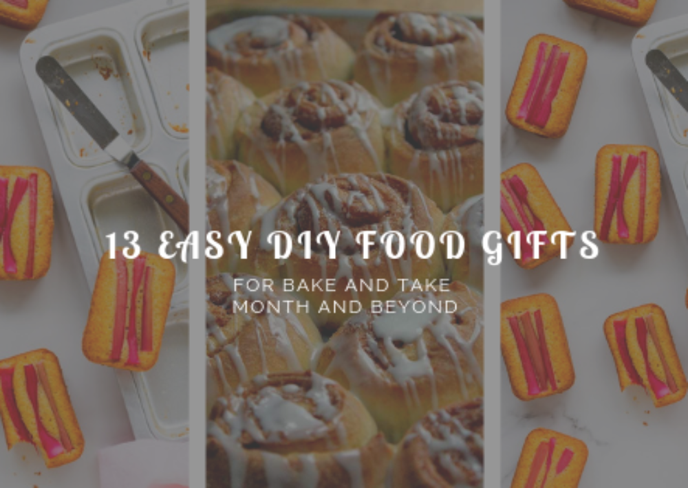 Looking for the perfect gift idea? Hint: the way to EVERYONE's heart is some good food. We've got the easiest Food Gift Ideas from your favorite bloggers!