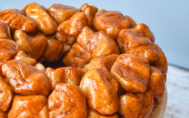 DIY Food Gift, Cinnamon Monkey Bread