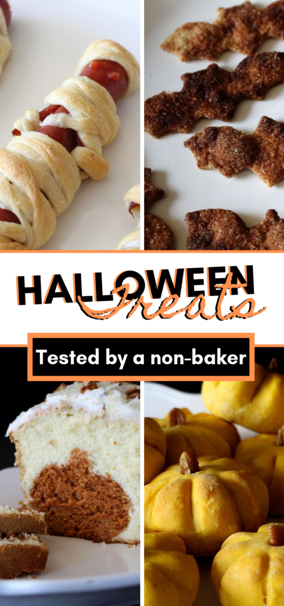 You've seen these spooktacular Halloween treats on Pinterest, but do they actually work? We've done the trial-and-error so you don't have to! Our very own non-baker has tried (and failed some of) these recipes so we can give you the scoop!