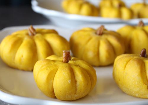 Pumpkin Rolls.