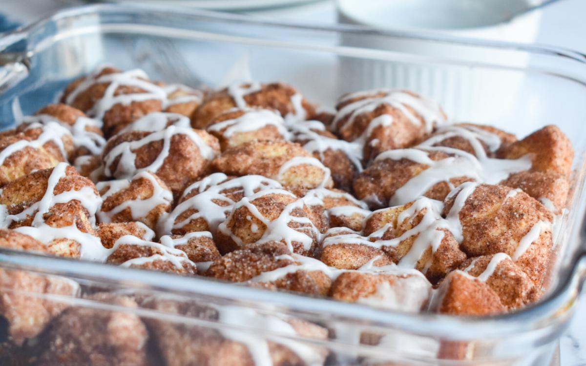 Photo: Cinnamon Sugar Biscuit Bites.