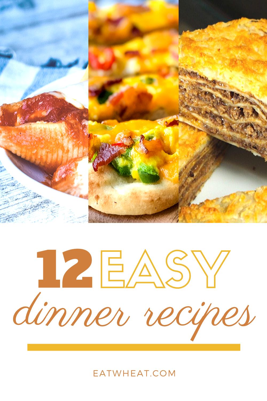 easiest dinner recipes