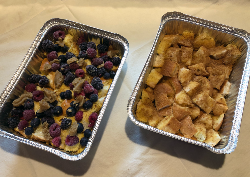 Image: Overnight French Toast Casserole - 3 Delicious Ways.
