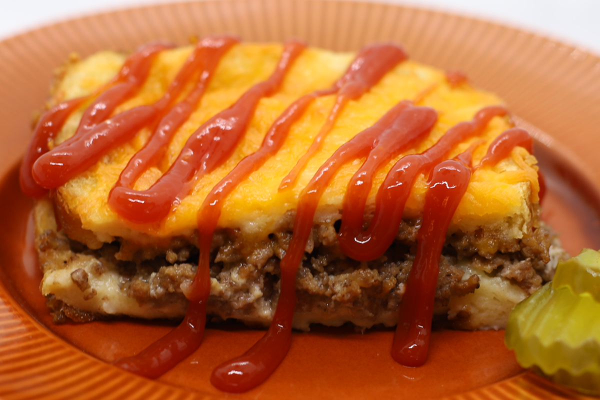 Photo: Oven-Baked Cheeseburgers.