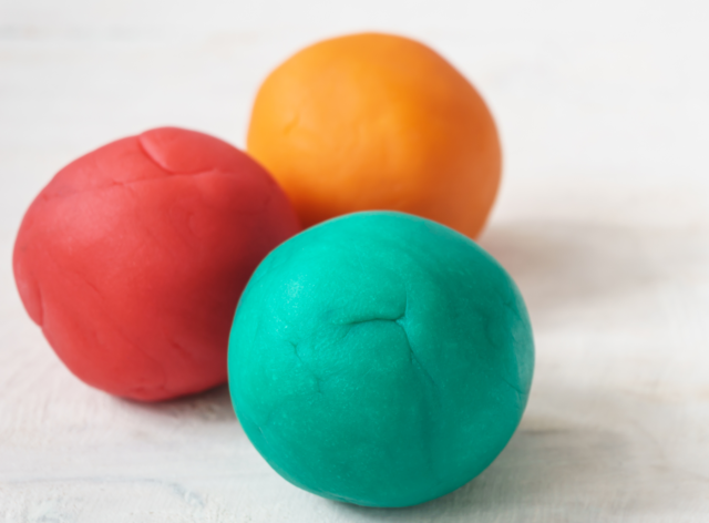 Photo: Play Dough.
