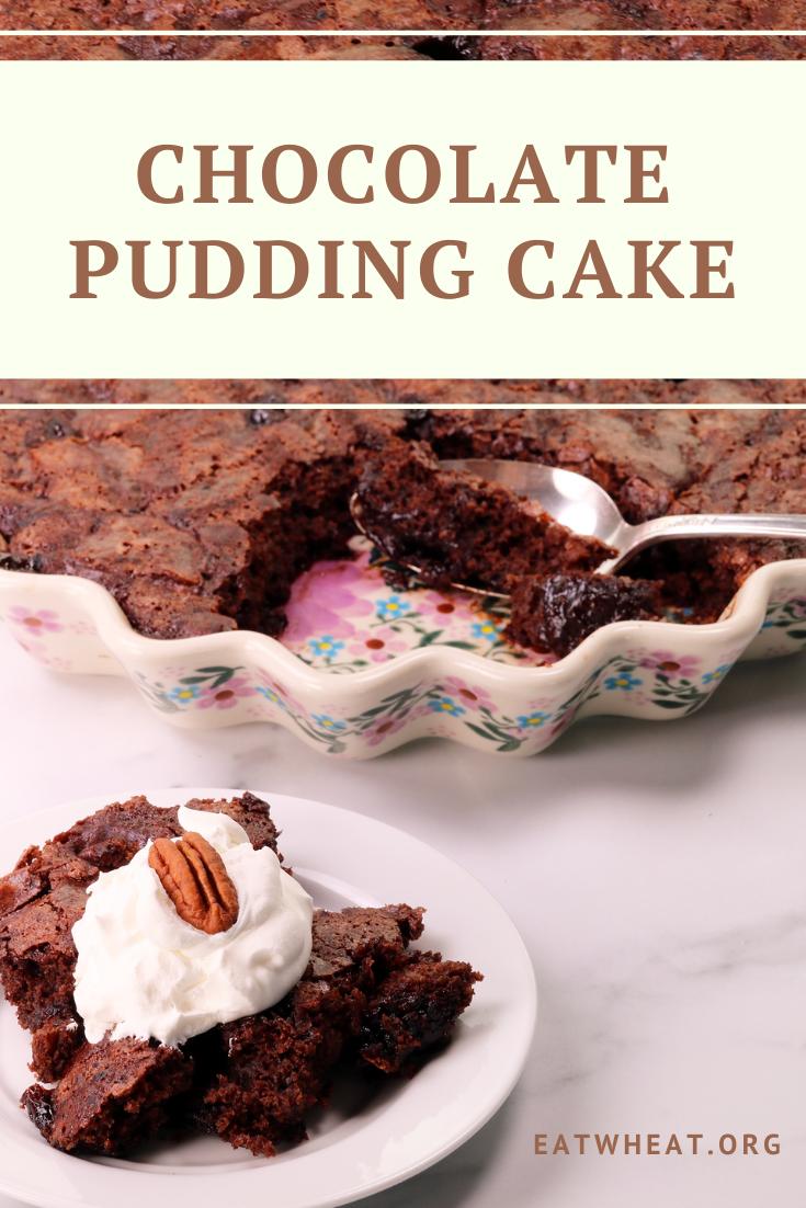Image: Chocolate Pudding Cake.