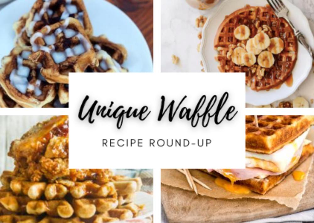 Unique Waffle Recipes
