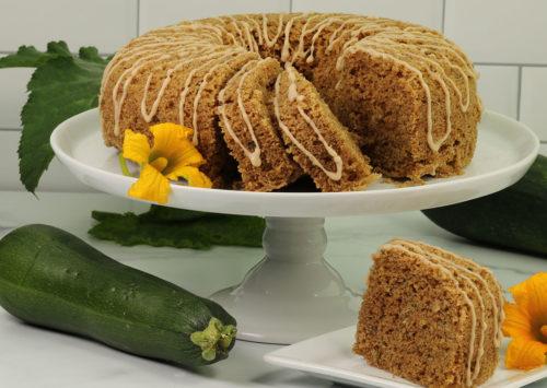 Photo: Microwave Zucchini Bread.