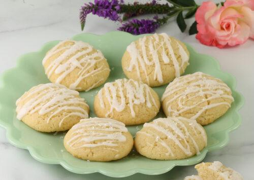 Stir-N-Drop Sugar Cookies