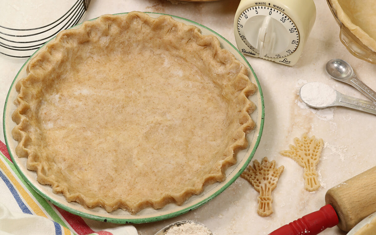 Mom's Favorite Pie Crust