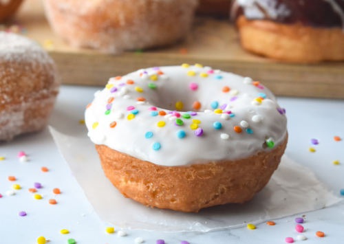 Image: Easiest Donuts Ever.