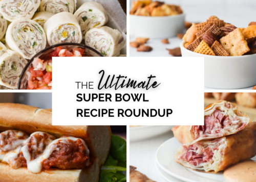 Super Bowl Recipe Roundup