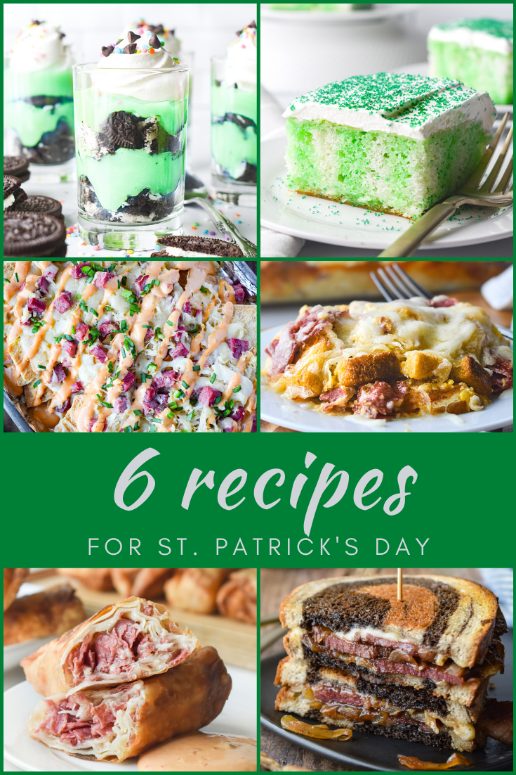 Image: 6 Recipes for St. Patrick's Day.