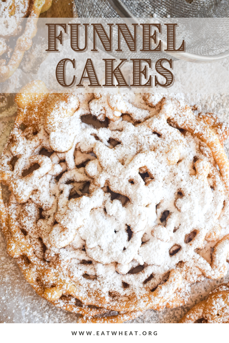 Photo: Funnel Cakes.