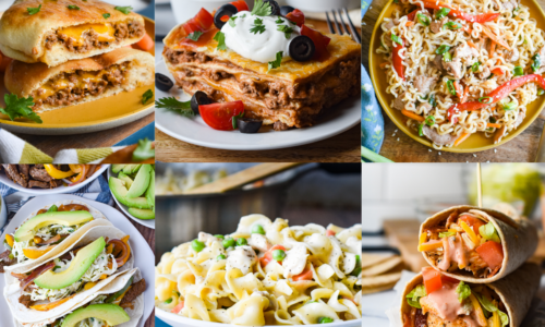 Photo: 30 meals in 30 minutes.